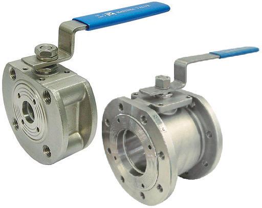distributor ball valve